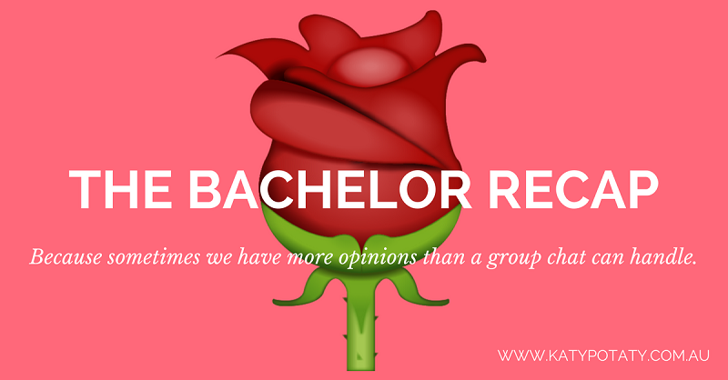 The Bachelor Recap, episode 13 and Elora is as Blunt as a